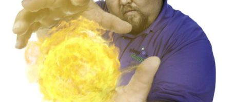 Cinema 4D Fireball (Press Photo)