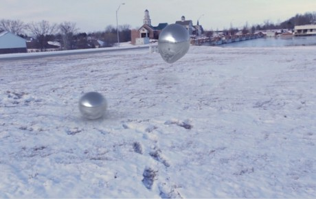 Winter's Blob: Preview for up and coming tutorial.