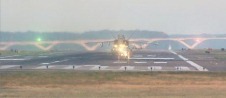 C4D: Airplane Take Off