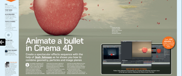 3D World Magazine – Future Publishing