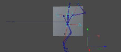 Kinect + Cinema 4D