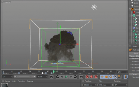 Intro to Explosions with TFD and Particles